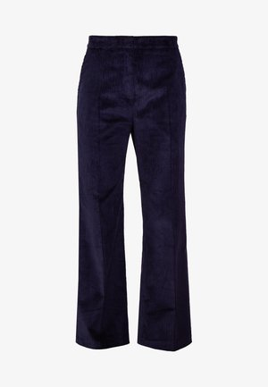 LEA - Pantalon classique - navy