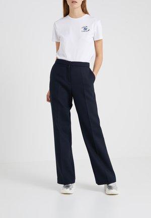 LEA - Spodnie materiałowe - navy