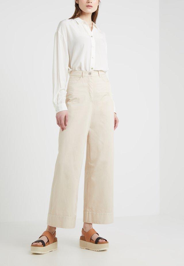 HARVEY - Pantaloni - dew
