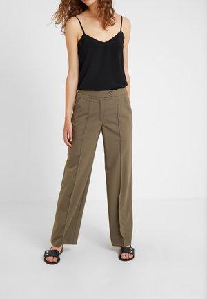HARPER PANT - Spodnie materiałowe - beluga