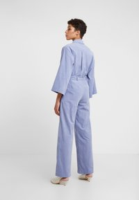 Lovechild - HARPER - Spodnie materiałowe - eventide - 2