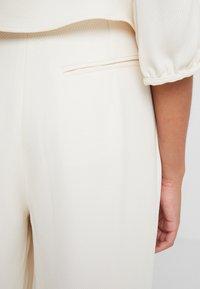 Lovechild - LULAS - Kalhoty - whisper white - 6