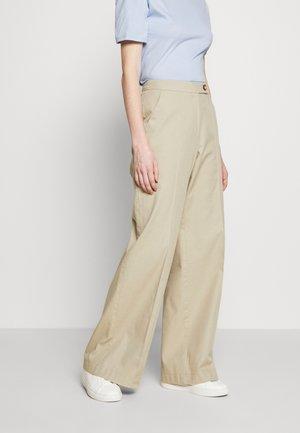 HARPER - Trousers - sand