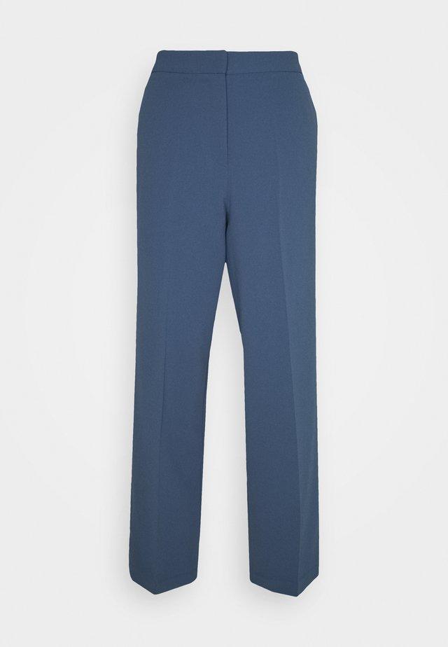 LEA - Stoffhose - bijou blue