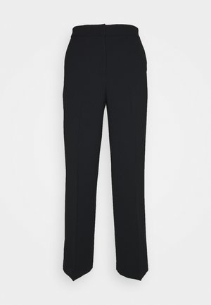 LEA - Spodnie materiałowe - black