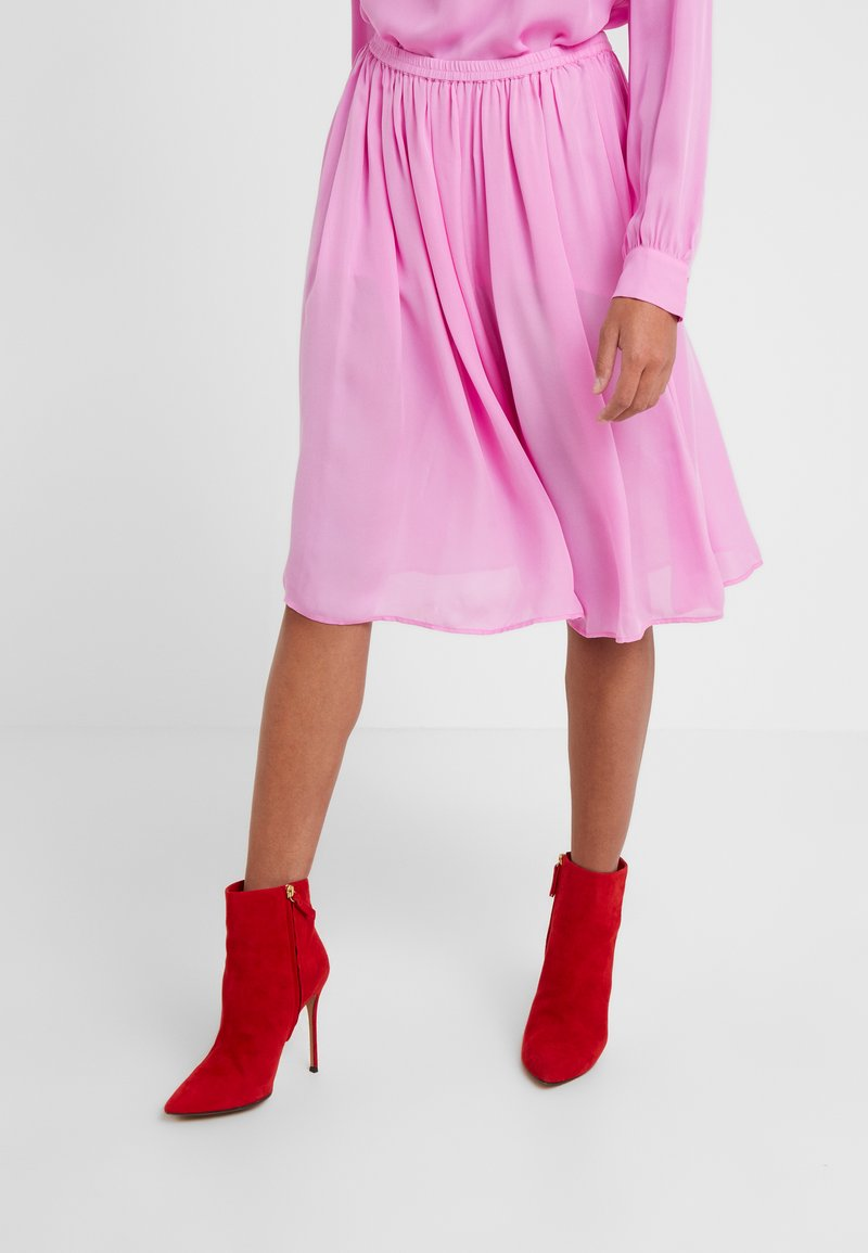 Lovechild - MALULLA - A-line skirt - cyclamen