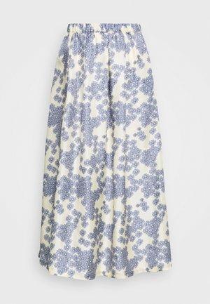 LONG SEVERIN - A-snit nederdel/ A-formede nederdele - off white