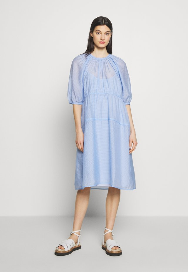 BUSTER - Vestido informal - light blue