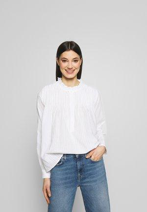 ISABEL - Blouse - white