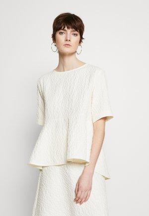 LIV - Blouse - whisper white