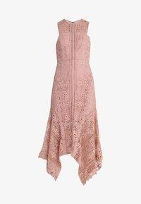 Love Triangle - VALENTINA MIDI DRESS - Długa sukienka - pale mink - 4