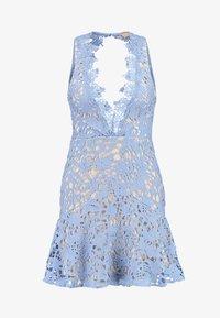 Love Triangle - DANUBE MINI DRESS - Cocktail dress / Party dress - blue - 3