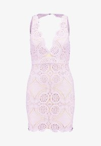 Love Triangle - ATOMIC MUSE MINI DRESS - Cocktail dress / Party dress - lilac