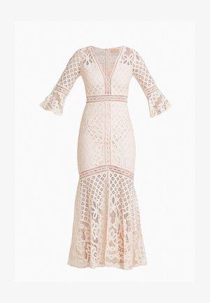 BABETTE MAXI DRESS - Společenské šaty - blush