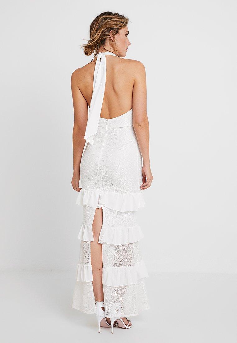 Love Triangle Robe de cocktail - écru white