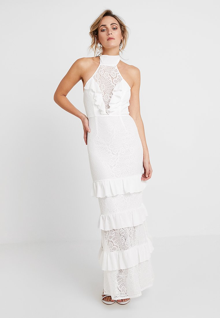 Love Triangle - THE HEIRESS MAXI DRESS - Occasion wear - white