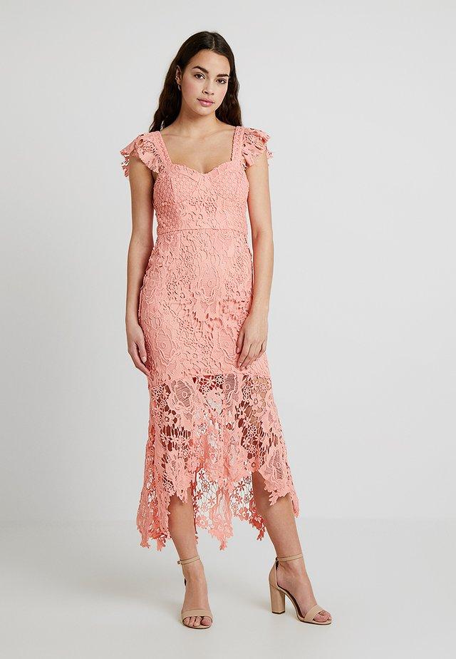 CLEMENTINE DRESS - Robe de soirée - pink