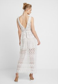 Love Triangle - ELINA MAXI DRESS - Occasion wear - white - 2