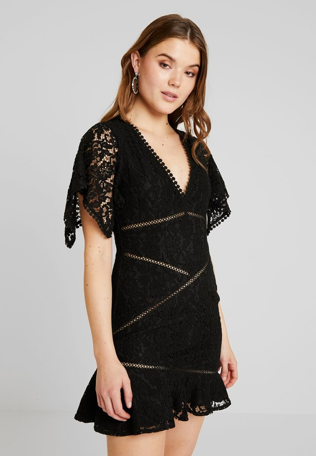 STAY GOLD MINI DRESS - Cocktail dress / Party dress - black