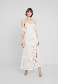 Love Triangle - LIGHT OF DAY MAXI DRESS - Occasion wear - cream - 1