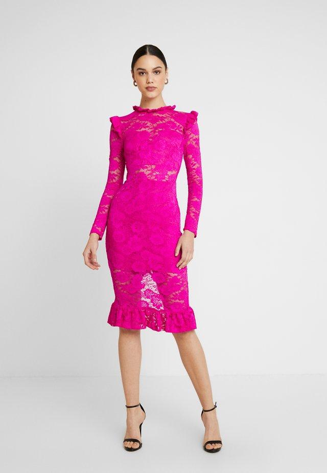 ULTRA VIOLET - Cocktailkleid/festliches Kleid - pink
