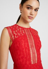 Love Triangle - THE TANGO MIDAXI DRESS - Occasion wear - red - 4