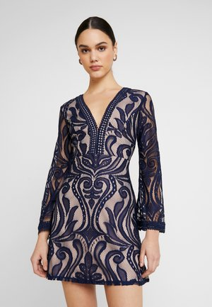 WINTER SOLSTICE DRESS - Cocktailkjole - navy