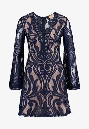 WINTER SOLSTICE DRESS - Robe de soirée - navy