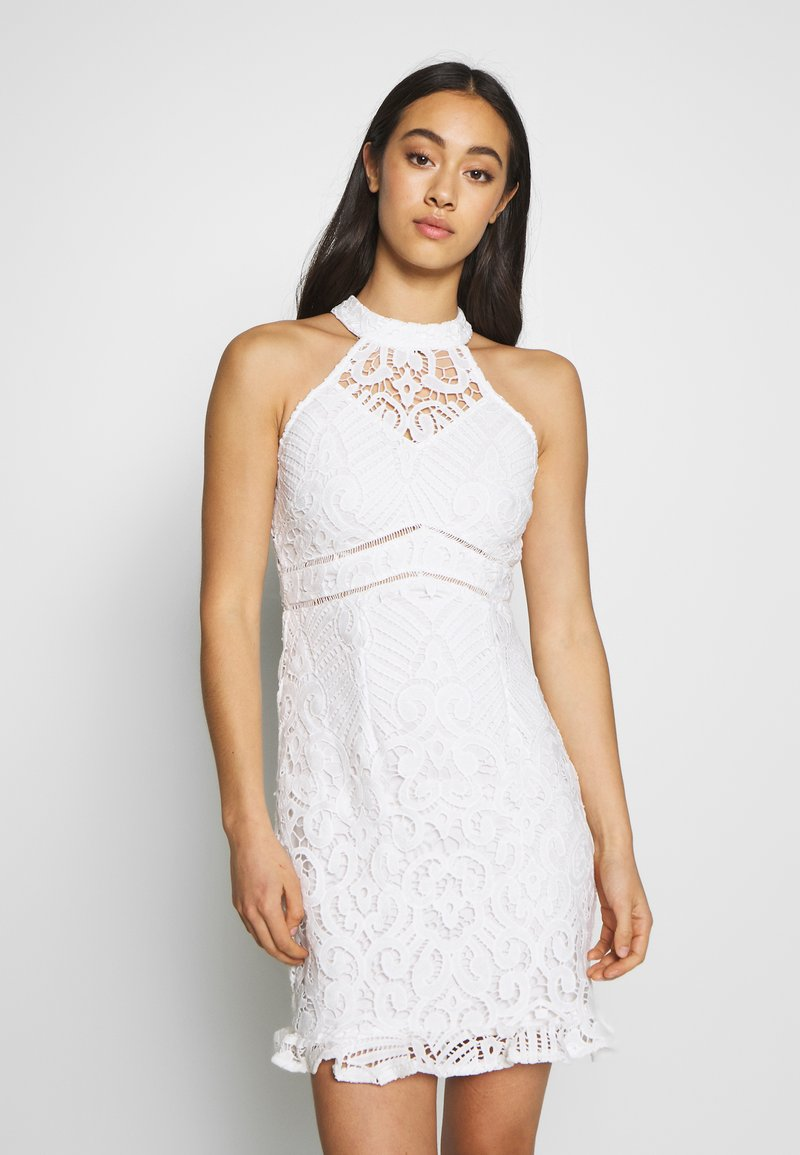 Love Triangle - LAETITIA DRESS - Cocktail dress / Party dress - white