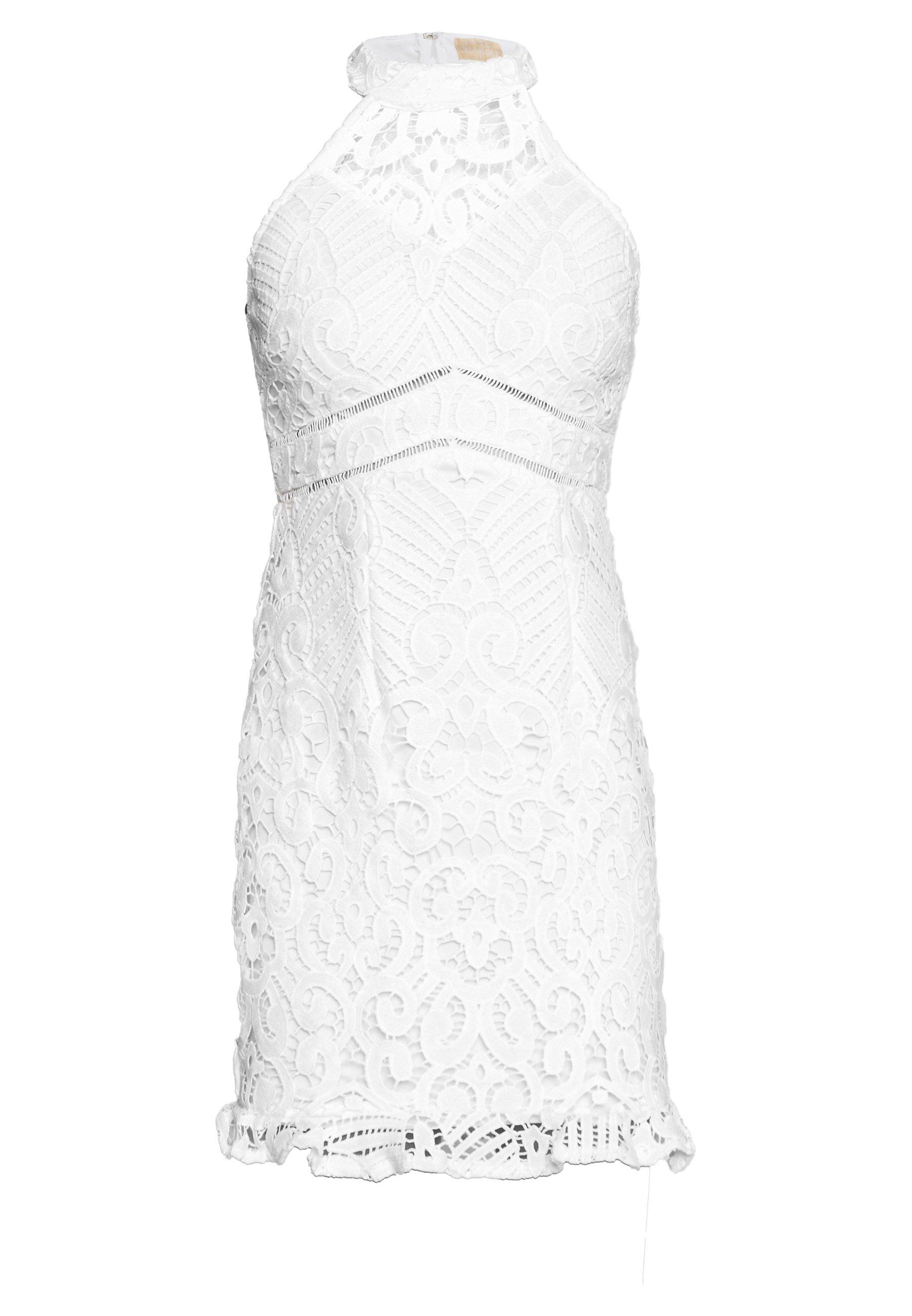 Love Triangle Laetitia Dress - Cocktailkjole White