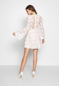 Love Triangle - BESTSELLER SKATER - Cocktail dress / Party dress - white - 2