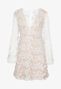 Love Triangle - BESTSELLER SKATER - Cocktail dress / Party dress - white - 4