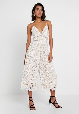 GET ZESTY - Jumpsuit - white