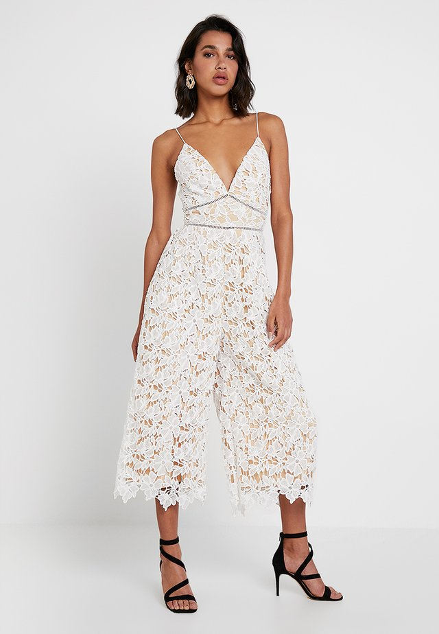 GET ZESTY - Jumpsuit - white