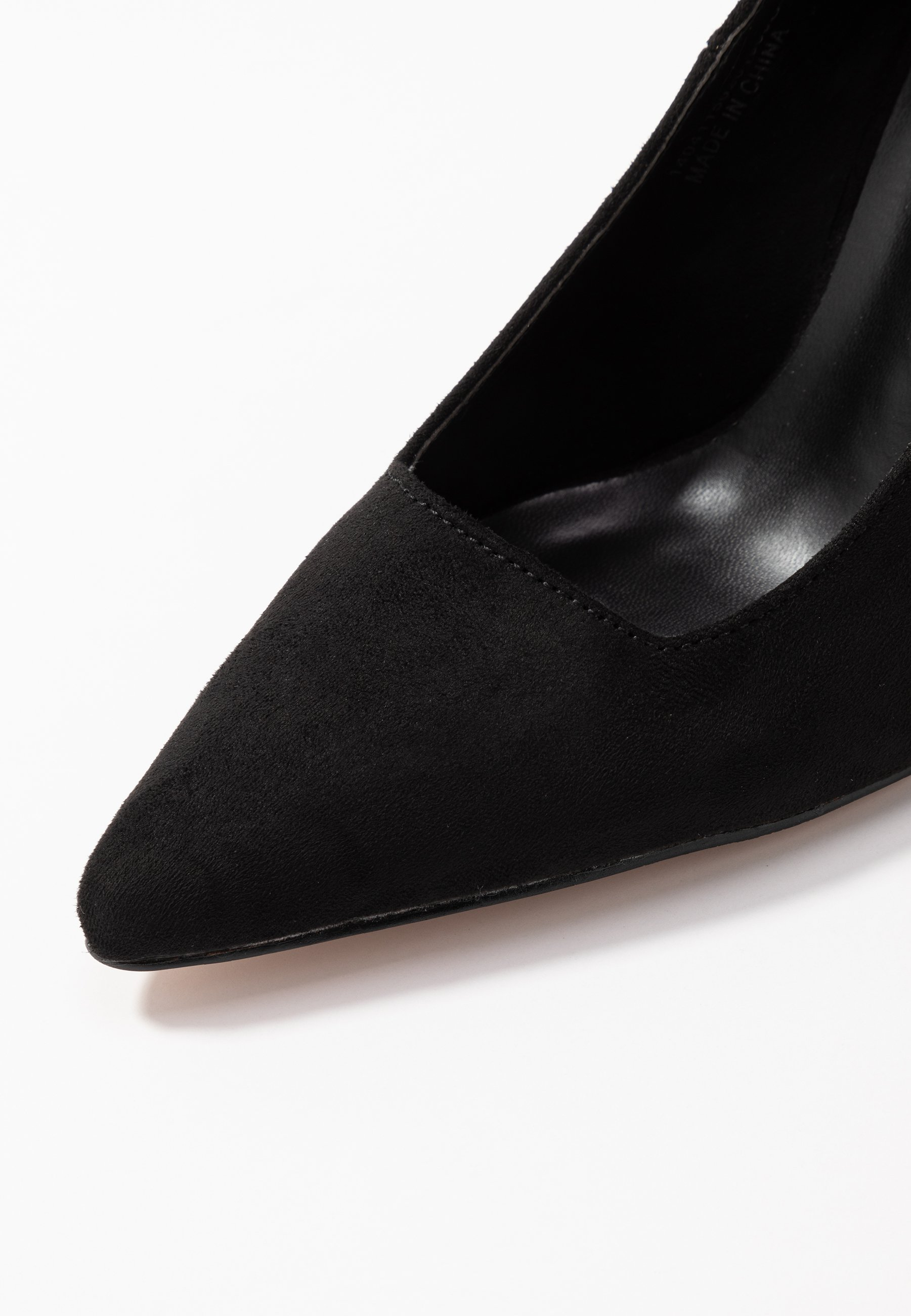 Lost Ink Wide Fit WIDE FIT INTEREST COURT - High heels - black