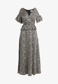Lost Ink Petite - PRINTED DRESS WITH BELT - Maksimekko - multi-coloured - 3