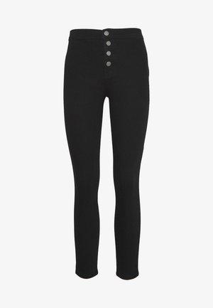 MID RISE JEGGING - Jeans Skinny Fit - black