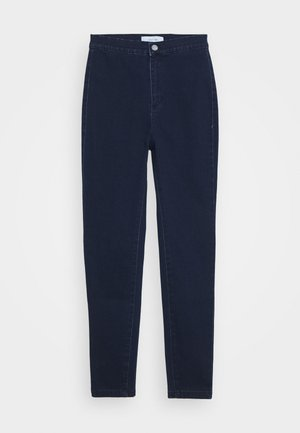 Jeansy Skinny Fit - dark denim