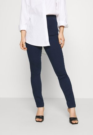 Skinny džíny - dark denim