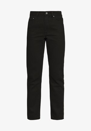MOM ELDERBERRY - Jeans straight leg - coal