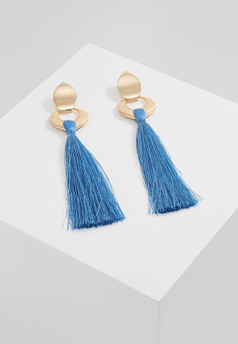 Lova & Rosie - Ohrringe - blue