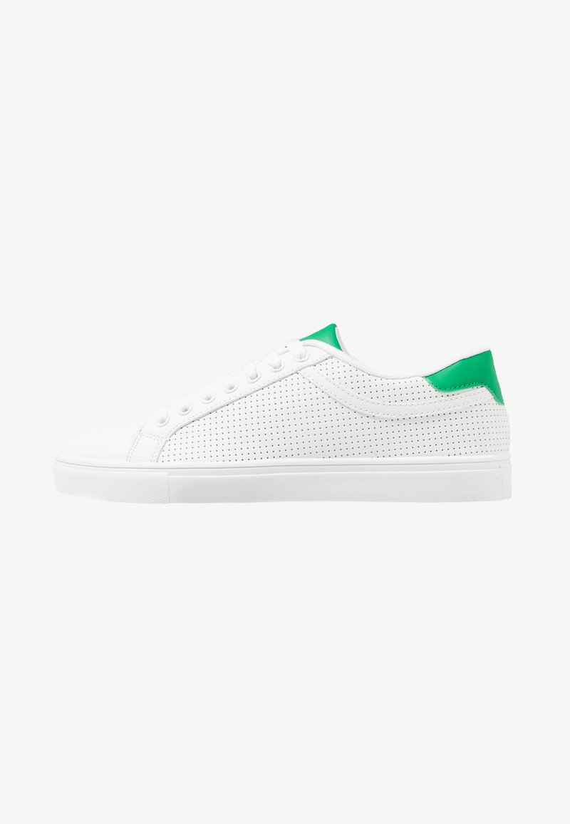 LOYALTY & FAITH - AERO SHOE - Joggesko - white green