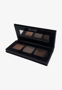 Lord & Berry - STRIP KIT EYE BROW STYLING PALETTE / MEDIUM BRUNETT - Make-up-Palette - medium brunett - 0