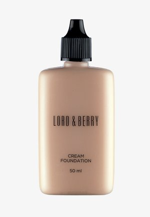 CREAM FOUNDATION - Fond de teint - fair ivory