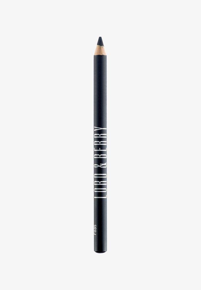 SILK KAJAL KOHL EYE LINER - Eyeliner - 1001 Black