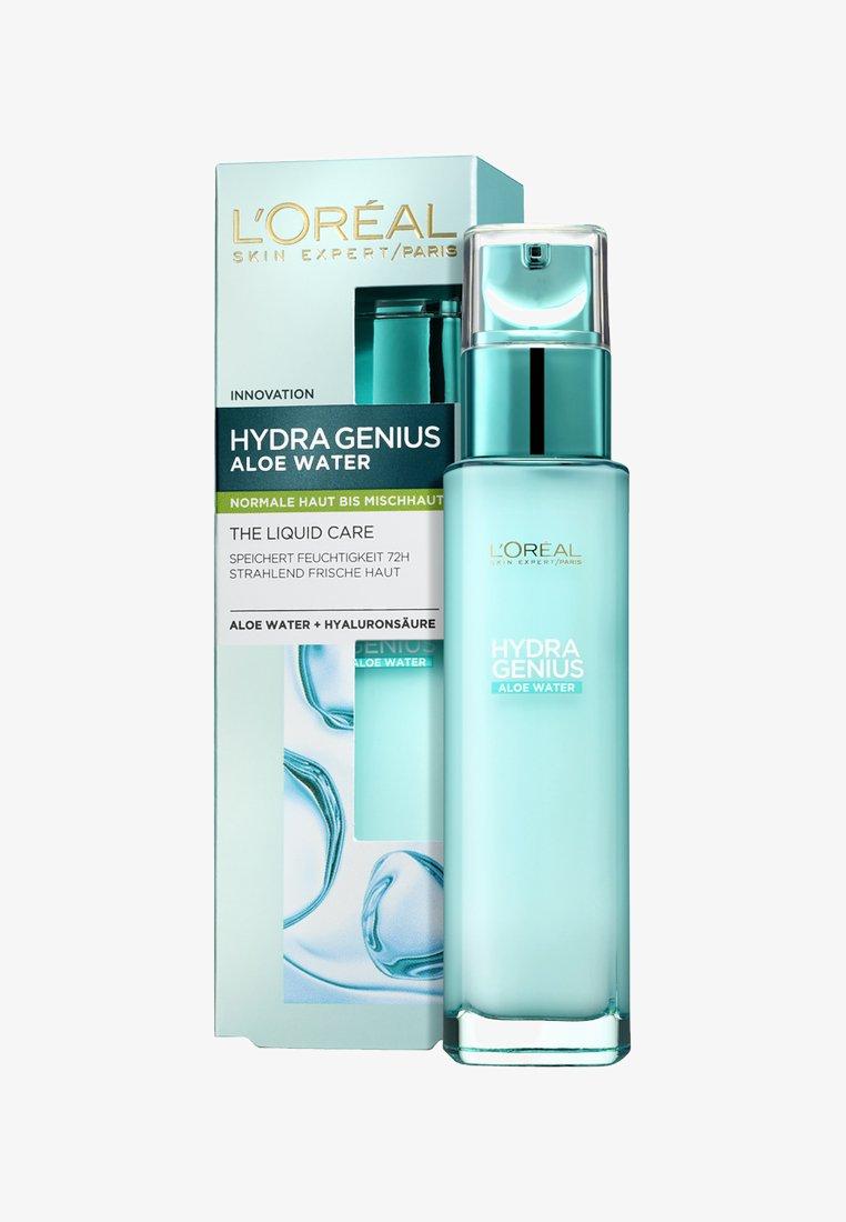L'Oréal Paris Skin - HYDRA GENIUS THE LIQUID CARE 70ML - Face cream - -