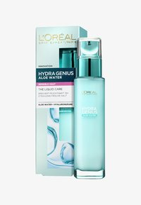 L'Oréal Paris Skin - HYDRA GENIUS THE LIQUID CARE 70ML - Dagcreme - - - 0