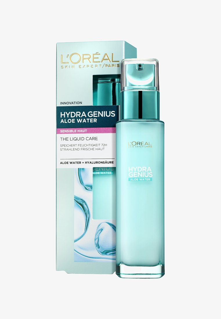 L'Oréal Paris Skin - HYDRA GENIUS THE LIQUID CARE 70ML - Dagcreme - -