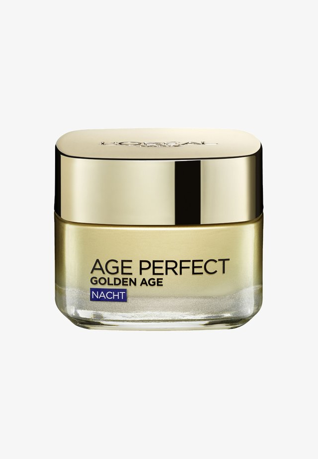 AGE PERFECT GOLDEN AGE NIGHT CREAM 50ML - Nachtpflege - -