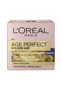 L'Oréal Paris Skin - AGE PERFECT GOLDEN AGE NIGHT CREAM 50ML - Night care - - - 1